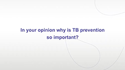 Why TB prevention is important?