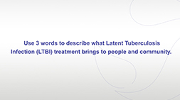 What LTBI treatment brings in 3 words
